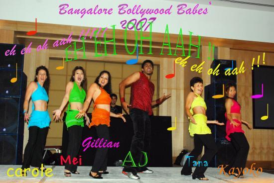 Bangalore Bollywood Babe's